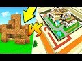 WORST MINECRAFT HOUSE VS. WORLD'S SAFEST HOUSE!