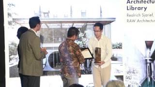 Penghargaan IAI Jakarta 2017; Kategori Bangunan Hunian