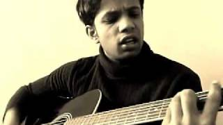 Tanha Dil on guitar by chaitanya