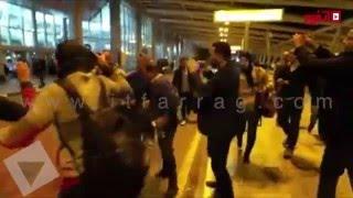 لحظة وصول باكيتا للقاهرة لقيادة الزمالك (اتفرج)
