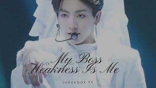 "[ BTS Jungkook FF ] "" My Boss Weakness is me "" (Part 1) *Please read description*"