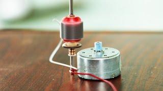 4 choses incroyables avec des moteurs électriques