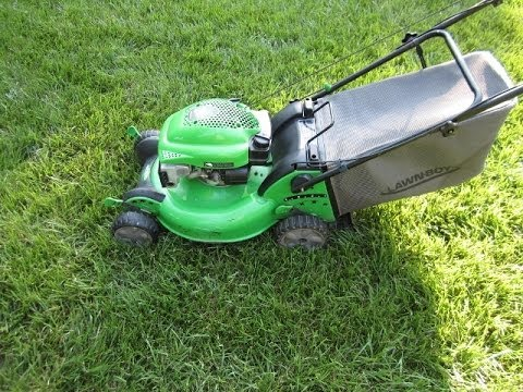 lawn boy model 10682 insight sens a speed lawn mower final look rh youtube com Lawn Boy 10685 Review Lawn Boy 10323 Parts Diagram