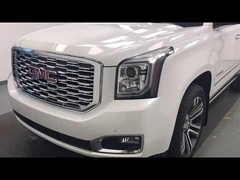 White 2019 GMC Yukon DENALI Review lethbridge ab - Davis GMC Buick Lethbridge Appraisal Grid