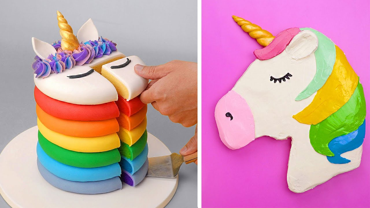 10+ Beautiful Cake Decorating Ideas For Any Occasion | Best Satisfying Cake Decorating Tutorials