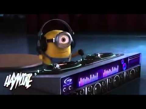 Minions musik vidio