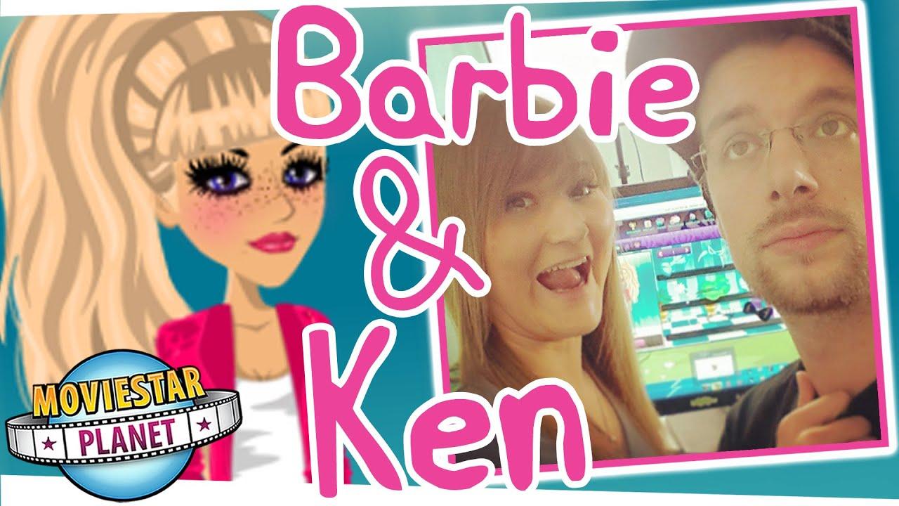 barbie ken let 39 s play together msp 022 youtube. Black Bedroom Furniture Sets. Home Design Ideas