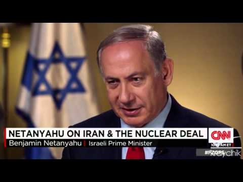 Netanyahu w/Zakaria Interview; CNN; 10-4-2015
