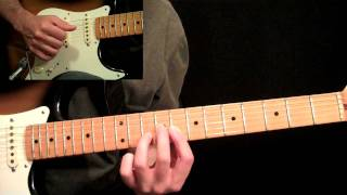 Sultans Of Swing Guitar Lesson Pt.6 - Dire Straits - Outro Solo