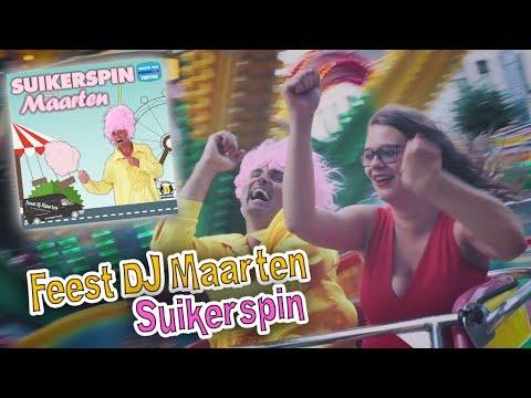 Feest Dj Maarten - Suikerspin (Officiële videoclip)