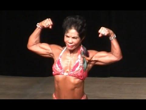 Dr Josefina Monasterio Wins Women's Bodybuilding Lightweight 2016 NPC Southern States