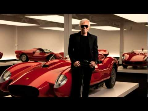A Personal Tour of Ralph Lauren's Car Collection