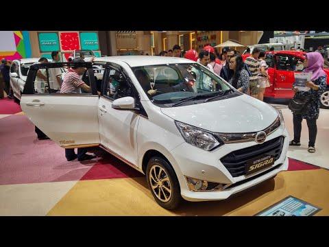 Daihatsu Sigra R Deluxe A/T 110th Limited Edition : Apa Saja Bedanya