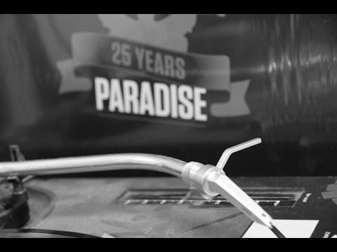 Paradise 25 years 3 × Vinyl Compilation