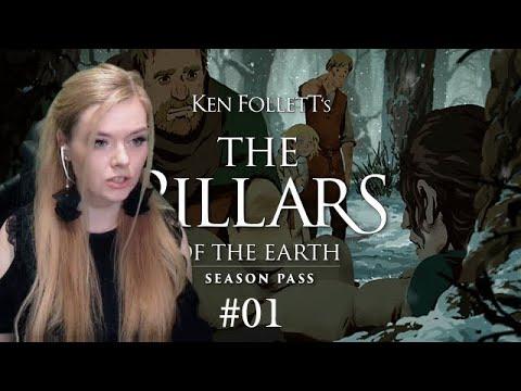 Ken Follets The Pillars Of The Earth (Столпы земли)   Рождение #01
