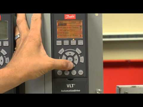 VLT AutomationDrive Quick Start Tutorial