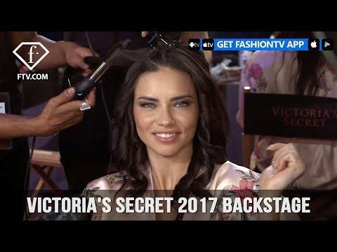 Victoria's Secret Fashion Show 2017 Shanghai Backstage ft.Adriana Lima & Bella Hadid P1 | FashionTV