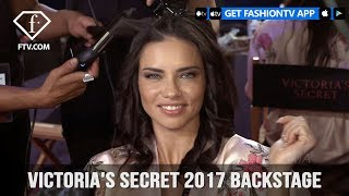 Victoria's Secret Fashion Show 2017 Shanghai Backstage ft.Adriana Lima & Bella Hadid P1 | FashionTV