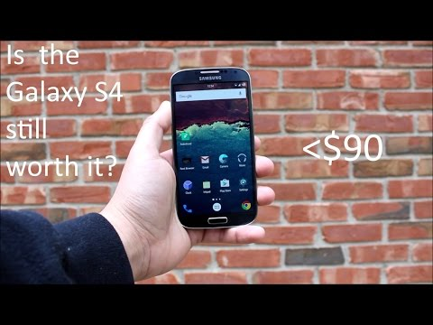 Samsung Galaxy S4 still worth it in 2016? (3 year old flagship)