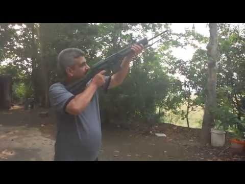 Kalashnikov ( SAIGA ) 410 Deneme Atışı