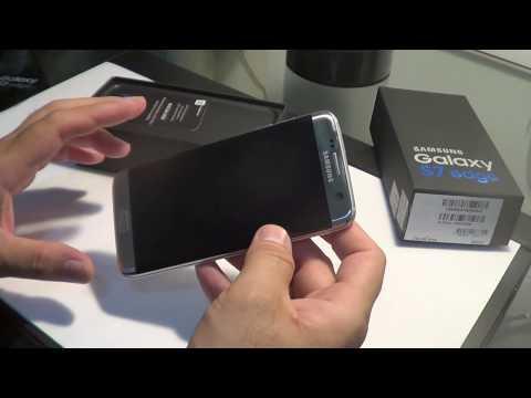 Samsung Galaxy S7 Edge Vivo Unboxing e review PT-BR