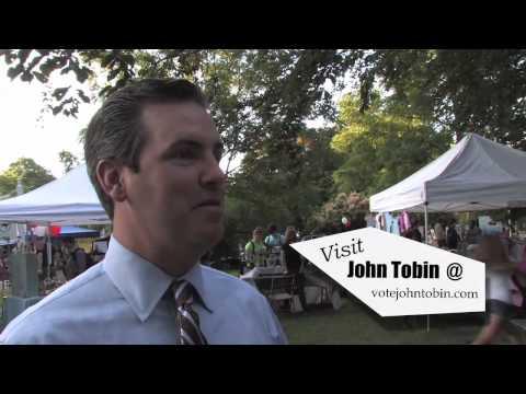 Boston City Councillor John Tobin on Shopping Locally