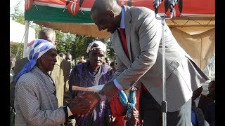 DP Ruto promises 144,500 IDPs will be compensated by Wednesday next week
