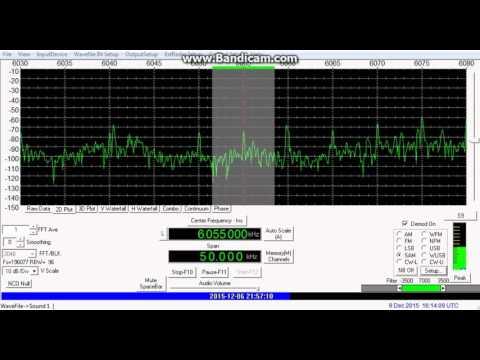 JOZ2 Radio Nikkei 1 (Chiba-Nagara, Japan) - ID + IS - 6055 kHz