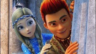 Sněhová královna: Tajemství ohně a ledu/ Snowqueen: Fire and Ice (2018) oficiální HD trailer [CZ]