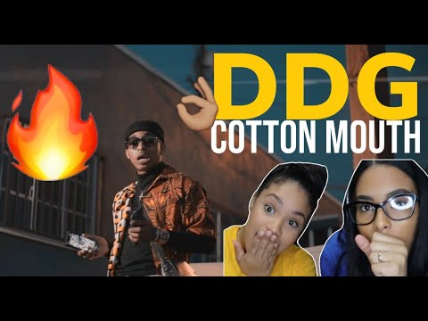 DDG - Cotton Mouth ( Official Music Video) REACTION/REVIEW