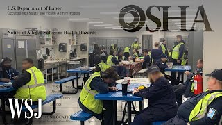 As Workers Faced Covid Risks, OSHA Fell Short of Its Mission | WSJ