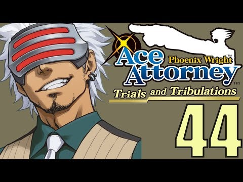 Phoenix Wright Ace Attorney: TaT -44- THE BEGINNING OF THE END