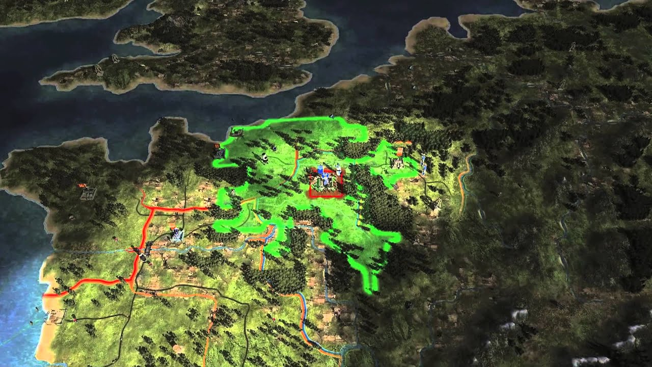 Exploit Guide Medieval II Total War YouTube - Rome total war map city locations