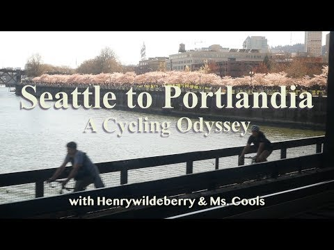 Seattle To Portland A Cycling Odyssey