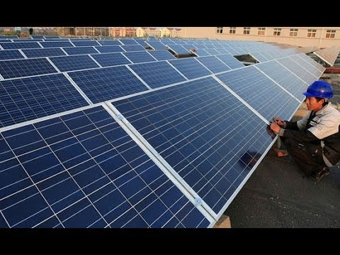 US begins new probe of all Chinese solar products