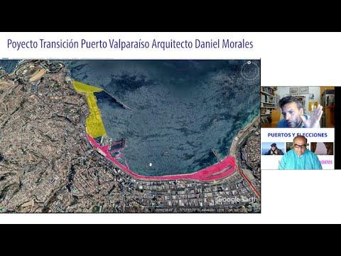 Propuesta para potenciar Puerto Valparaíso de arquitecto Daniel Morales