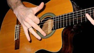 Как играть на Гитаре Испанский БОЙ