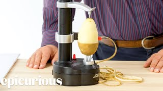 5 Peeling Kitchen Gadgets Improved by Design Expert | Well Equipped | Epicurious