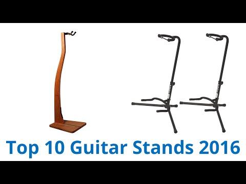 10 Best Guitar Stands 2016