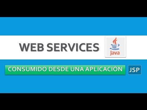 web service java con operaciones validar y registrar consumido desde una aplicación jsp