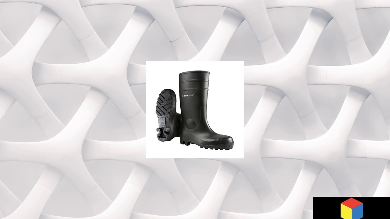 Dunlop Stiefel YouTube