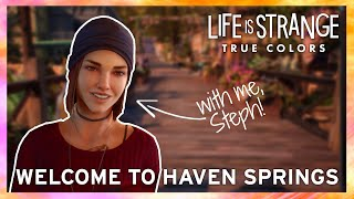 Welcome to Haven Springs! - Life is Strange: True Colors [ESRB]