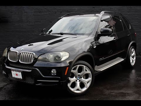 Why a 2009 BMW X5 4.8i under $10,000 is such an insanely good deal