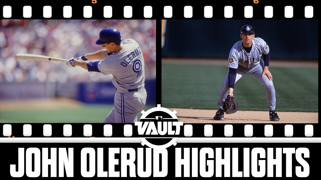 John Olerud: A Seriously Underrated First Baseman (Olerud needs more recognition than he has!)