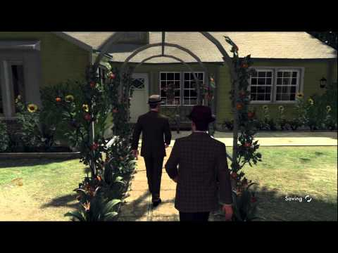 L.A. Noire Gameplay [HD]