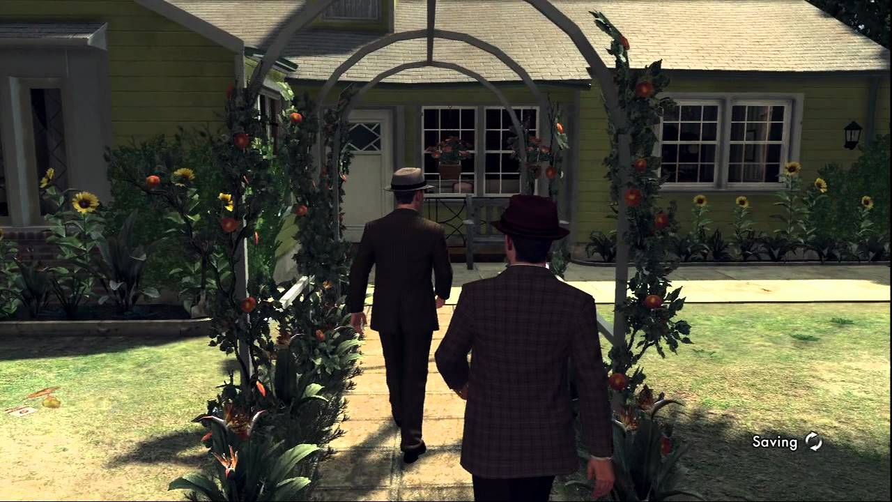 Top 10 Film Noir Games - Game Informer
