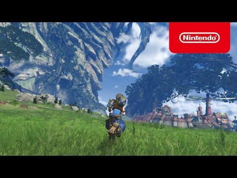 ゼノブレイド2 Nintendo Switch プレゼンテーション 2017 出展映像