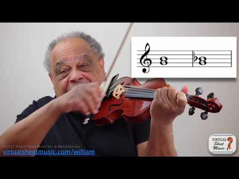 How To Play Thirds On The Violin - Understanding Thirds - Violin Lesson