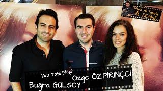 Özge ÖZPİRİNÇCİ & Buğra GÜLSOY | Acı Tatlı Ekşi | Deniz Ali Tatar'la 6.SEANS