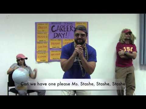 ECA MS Career Day 2015 Music Video - Extended